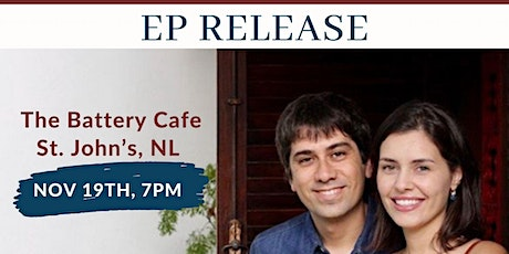 Ana & Eric EP Release @ The Battery Cafe tickets