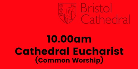 The Sunday Eucharist (Last Sunday after Trinity) tickets