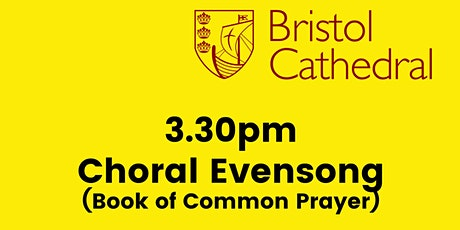 Choral Evensong (Last Sunday after Trinity) tickets