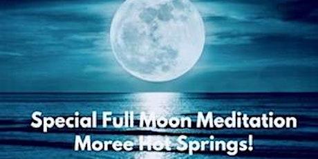 Full Moon Meditation at Moree Hot Springs with Alicia Bickett tickets