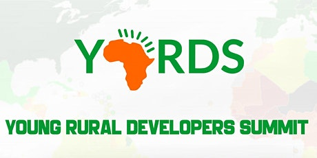 Young Rural Developers Summit tickets