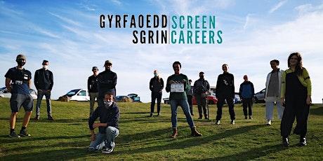 Ffilm Cymru & Creative Careers Programme Cymru presents: Screen Careers tickets