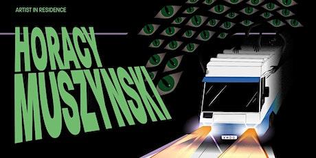 Timeslot SRV#6 Horacy Muszynski tickets