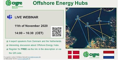 Webinar: Offshore Energy Hubs tickets