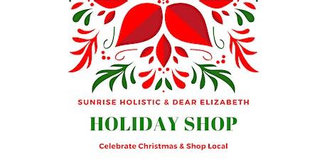 Sunrise Holistic - Holiday Shop tickets