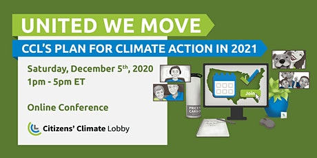 United we move: December 2020 Virtual Conference tickets