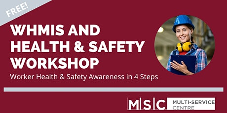 Health & Safety Workshop tickets