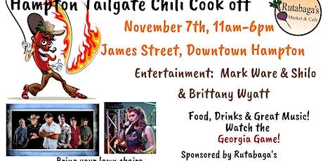 Hampton Tailgate Chili Cook Off tickets