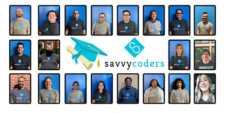 DEMO DAY: A Virtual Savvy Coders Alumni Showcase Event tickets
