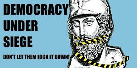 Book Launch: Democracy Under Siege tickets