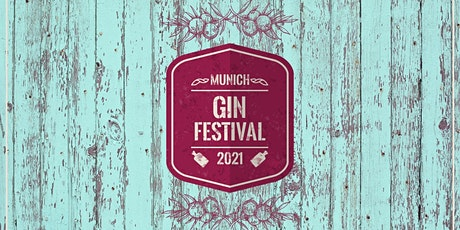 Munich GIN Festival 2021 Tickets