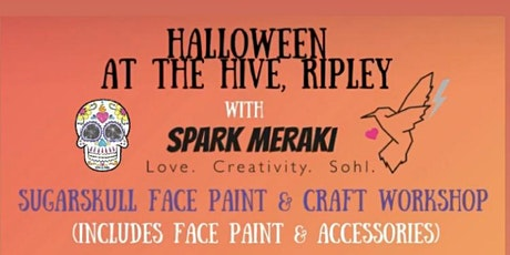 Halloween at The Hive Ripley - Adults tickets