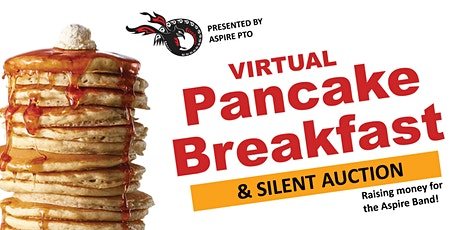 Virtual Pancake Breakfast & Silent Auction tickets