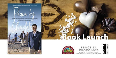 Peace by Chocolate Book Launch - Antigonish tickets