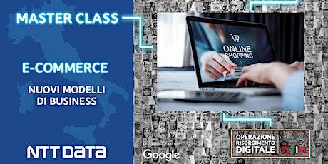 E-commerce - Nuovi modelli di business biglietti