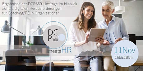 Digitalisierung HR: Chancen & Risiken Digital Coaching Provider Tickets