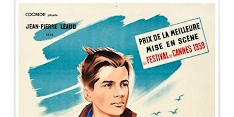 "Online Ciné Canapé + French discussion ""Les 400 coups"" tickets"