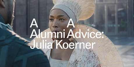 Alumni Advice with Julia Koerner tickets