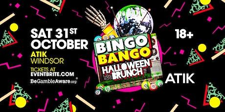 Bingo Bango Halloween Brunch tickets
