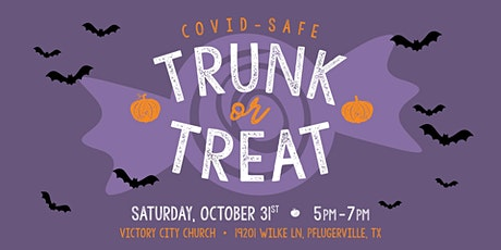 Trunk or Treat at Victory City Church tickets