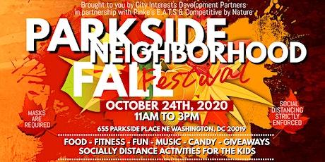 Parkside Neighborhood Fall Festival tickets