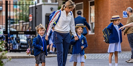 St James Prep -  Reception 2021 applicants 1:1 meeting with Mr Spencer tickets