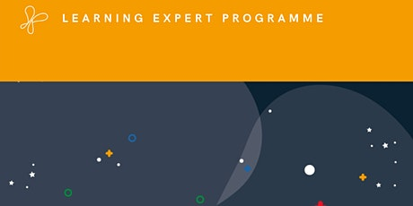 Learning Expert Progamme tickets