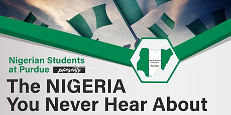 The Nigeria You Never Hear About tickets
