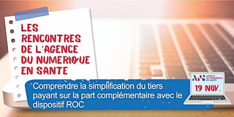 ROC:Comprendre la simplification du tiers payant sur la part complémentaire billets