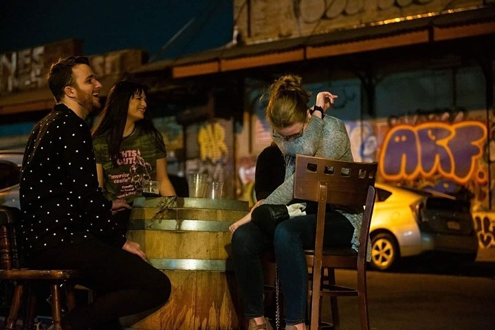 Last Call Outdoor Comedy Show: Dog-Friendly + COVID-Safe image