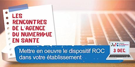 Mettre en œuvre le dispositif ROC dans votre établissement billets