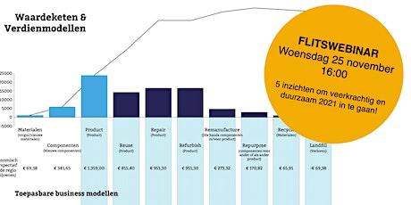 FLITSWEBINAR Veerkrachtig & Duurzaam 2021 in! tickets