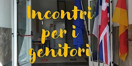 Presentazione Liceo d'Arconate e d'Europa per i genitori biglietti