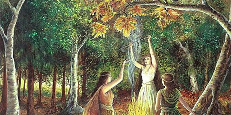 Online Samhain Goddess Circle and Ceremony tickets