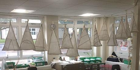 Pyramid Lantern workshop - Beginners
