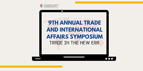 Trade and International Affairs Symposium tickets