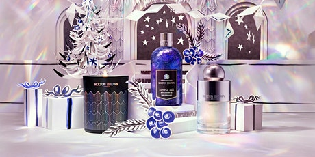 Molton Brown Cardiff Store Christmas Event tickets