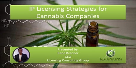 IP Licensing Strategies for Cannabis Companies tickets
