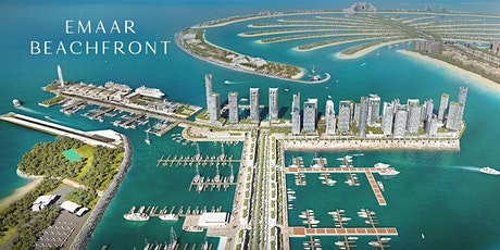 DUBAI EMAAR BEACHFRONT PROPERTY INVESTMENT OPEN DAY IN LONDON tickets