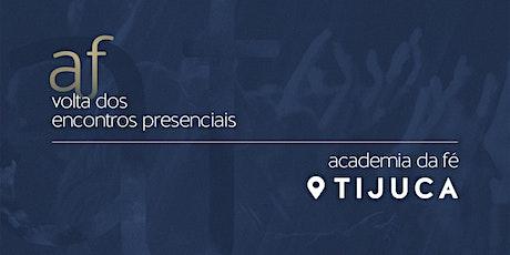 Tijuca | Quinta-feira, 22/10, às 19h30 ingressos