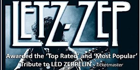 LETZ-ZEP tickets