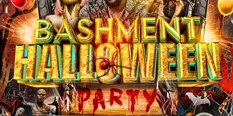 BASHMENT HALLOWEEN PARTY - Shoreditch tickets