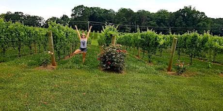 Yoga. Wine. Feelin' Fine. tickets
