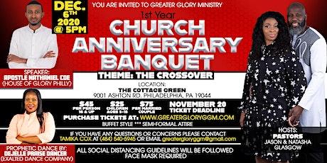 1Year Church Anniversary Banquet!! tickets