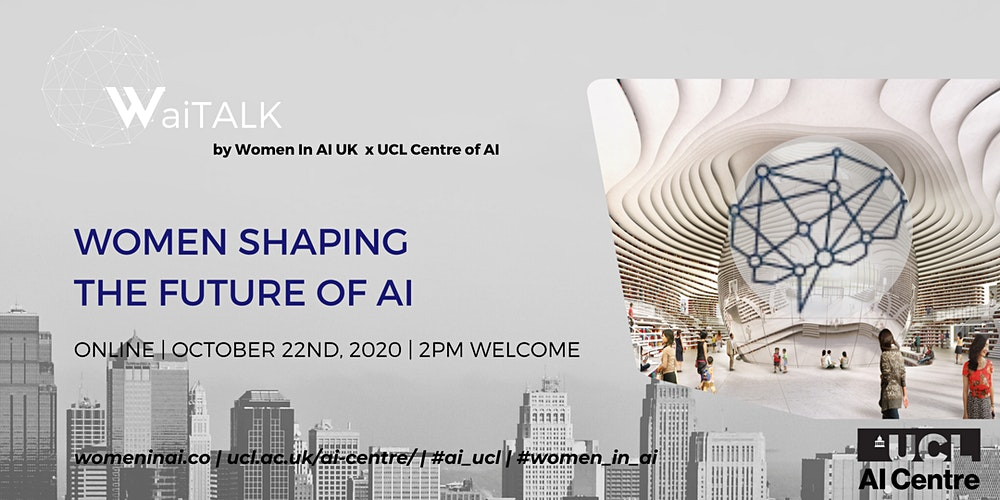 Organiser of Women Shaping the Future of AI