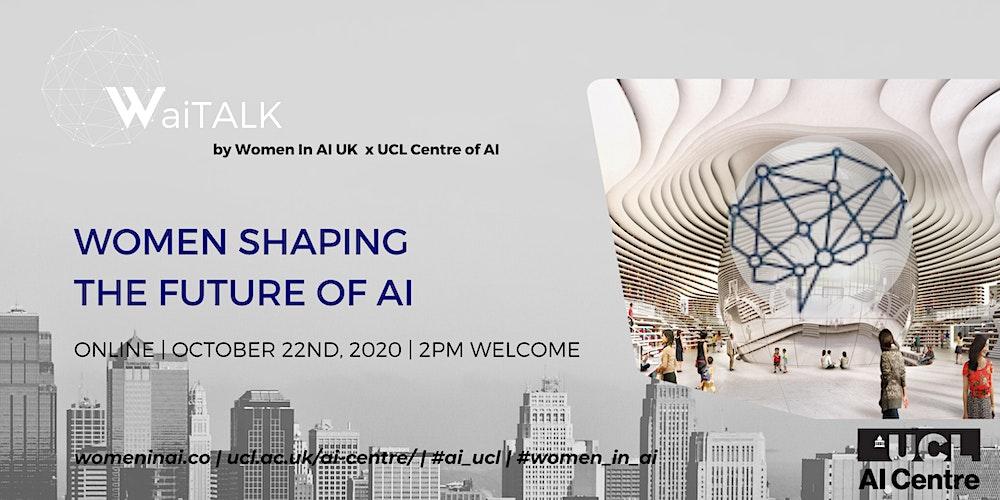 Organiser of Women Shaping the Future of AI