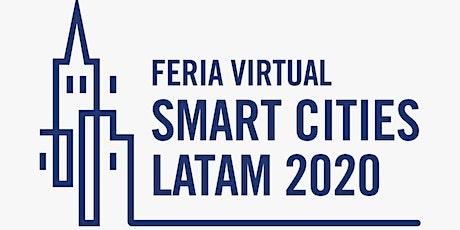 FERIA VIRTUAL SMART CITIES LATAM 2020 entradas