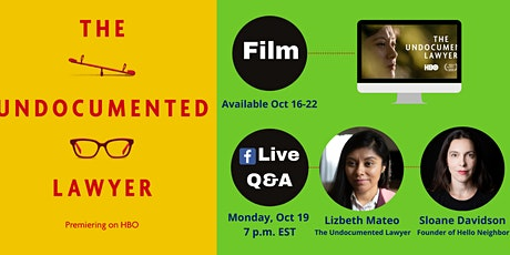 The Undocumented Lawyer Q&A with Lizbeth Matteo tickets