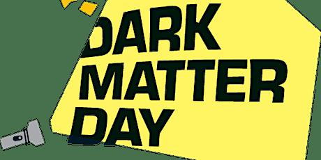 Dark Matter Day 2020 bilhetes