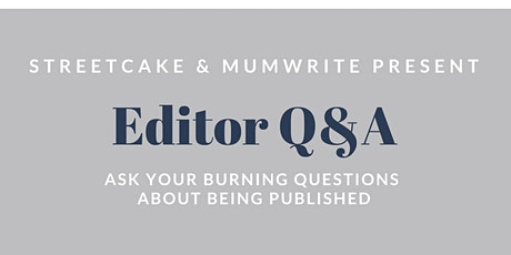 Editor Q&A: getting published tickets